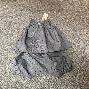 Boy + Girl baby 2-piece set NWT